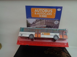 AUTOCAR  HEULIEZ 0 305-1/43- Avec Fascicule - Other