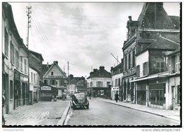 78 - Bonnières : Rue Georges Herrewyn - Bonnieres Sur Seine