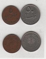 Bahreïn - 2 Monnaies - A/037 - Bahrain