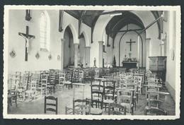 MONTROEUL- AU - BOIS.  (Fasnes-lez- Anvaing)  L'Eglise Vue Intérieure. - Frasnes-lez-Anvaing