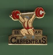HALTEROPHILIE *** CARPENTRAS *** 0073 - Weightlifting