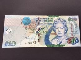 BAHAMAS P73 10 DOLLARS 2005 UNC - Bahamas