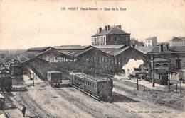 NIORT - Quai De La Gare - Niort