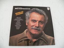 Georges Brassens - Nouvelles Chansons 1976 -  (Titres Sur Photos) - Vinyle Album 33T-LP - Vinyl Records