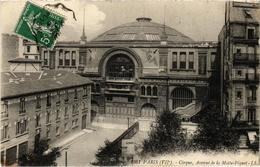 PARIS (75) VIIème - Cirque, Avenue De La Moque Piquet - Très Rare - Très Bon état - Carte Postée - France