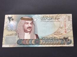 BAHREIN P29 20 DINARS 2006 UNC - Bahreïn