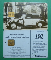 Czeck Republik And Slovakia Lot Of 2 Chip Phonecards,100 Units - Czechoslovakia