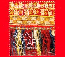 CROAZIA - Usato - 2008 - Patrimonio Etnografico Croato - Abiti E Costumi - Ravni Kotari - 1.00 - Croazia