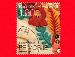 CROAZIA - Usato - 2010 - Patrimonio Etnografico Croato - Dubrovacko Primorje - 1.60 - Croazia