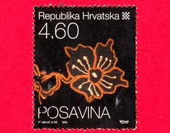 CROAZIA - Usato - 2010 - Patrimonio Etnografico Croato - Posavina - 4.60 - Croazia
