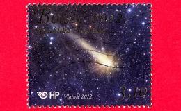 CROAZIA - Usato - 2012 - Natale - Christmas - Stella Cometa - Bozic - 3.10 - Croazia