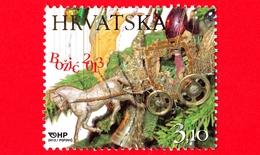 CROAZIA - Usato - 2013 - Natale - Christmas - 3.10 - Croazia
