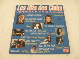 Les Hits Des Clubs Versions Originales 1985 -  (Titres Sur Photos) - Vinyle 33T LP - Hit-Compilations