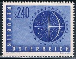 Republik Osterreich, 1956, # 859, MH - 1945-60 Unused Stamps