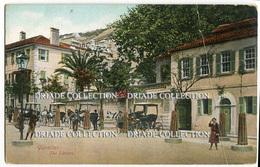 CARTOLINA GIBILTERRA THE LIBRARY GIBRALTAR - Gibilterra