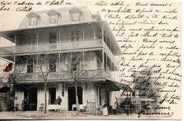 73. Aiguebelette. Hôtel Folliet - Autres Communes