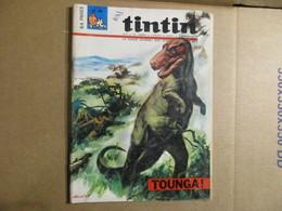 Tintin  Le Super Journal Des Jeunes De 7 à 77 Ans  (N° 49 / 1967) 22° Année Édition Belge - Books, Magazines, Comics