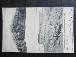 AK BAMBERGERHÜTTE Sellagruppe 1905 ////  D*34230 - Italien