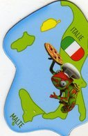 Magnets Magnet Savane Brossard Europe Italie Malte - Tourisme