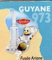 Magnets Magnet Le Gaulois Departement Tourisme France 973 Guyane - Tourism