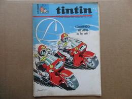 Tintin  Le Super Journal Des Jeunes De 7 à 77 Ans  (N° 8 / 1967) 22° Année Édition Belge - Books, Magazines, Comics