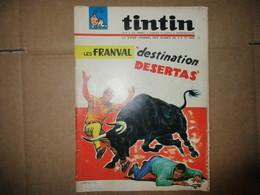 Tintin  Le Super Journal Des Jeunes De 7 à 77 Ans  (N° 10 / 1967) 22° Année Édition Belge - Livres, BD, Revues