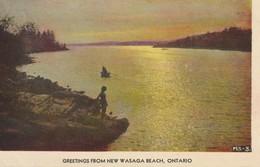 Greetings From New Wasaga Beach, Ontario - Ontario