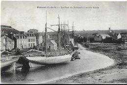PLENEUF 22 COTES D'ARMOR ANCIENNES COTES DU NORD LE PORT DE DAOUET A MARÉE HAUTE EDIT. LE ROY - Pléneuf-Val-André