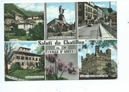 Val D'Aosta Chatillon Saluti - Italia