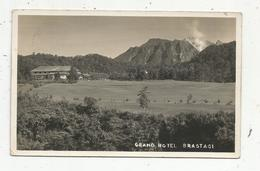 Cp , Indonésie , BRASTAGI , Grand Hotel , Voyagée 1935 - Indonesia