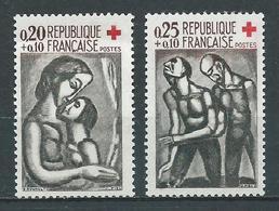 FRANCE 1961 . N°s 1323 Et 1324 . Neufs ** (MNH) . - France