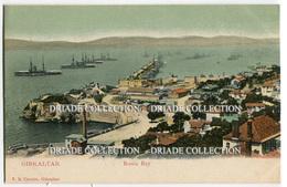 CARTOLINA GIBILTERRA ROSIA BAY GIBRALTAR - Gibilterra