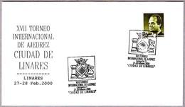 XVII Torneo Internacional De Ajedrez CIUDAD DE LINARES - Chess Int. Tournament. Linares, Jaen, Andalucia, 2000 - Ajedrez