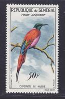 SENEGAL AERIENS N°   31 ** MNH Neuf Sans Charnière, TB (D7587) Faune, Oiseaux, Guêpier De Nubie- 1960/63 - Sénégal (1960-...)