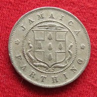 Jamaica 1 Farthing 1928 Jamaique - Jamaica