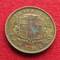 Jamaica 1 Farthing 1942 Jamaique - Jamaica