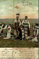 THE CHIEFS SQUAWS     INDIEN   INDIANS  Indios - Indios De América Del Norte