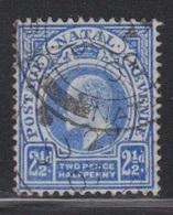 NATAL Scott # 85 Used - KEVII - Afrique Du Sud (...-1961)