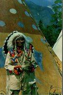 CANADIAN ROCKIES BANFF INDIAN DAYS   INDIEN   INDIANS  Indios - Indios De América Del Norte