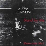 "John Lennon 45t. SP ""stand By Me"" - Vinyl Records"