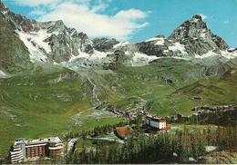 Cervinia Breuil (Aosta) Scorcio Panoramico E Monte Cervino - Aosta