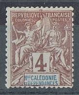 NOUVELLE-CALEDONIE N°43 N* - New Caledonia