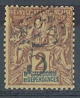 NOUVELLE-CALEDONIE N°54 N* - New Caledonia