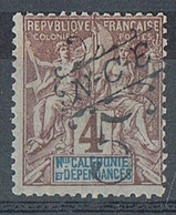 NOUVELLE-CALEDONIE N°55 N* - New Caledonia