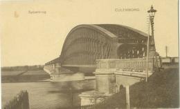 Culemborg 1924; Spoorbrug - Gelopen. (F. Dalstra - Culemborg) - Culemborg