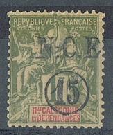 NOUVELLE-CALEDONIE N°58 N* - New Caledonia