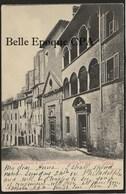 Italie - SIENA - Casa E Chiesa Di S. Caterina / Baldassarre Peruzzi ++++ Carlo Nava +++++ To Philadelphia, PA, USA, 1905 - Siena