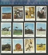 BELGIAN ARMY ARMéE BELGE FORCE TERRESTRE LANDMACHT HELICOPTER ALOUETTE AMX BEDFORD PARA COMMANDO MP PATTON TANK GRADER - Boites D'allumettes - Etiquettes