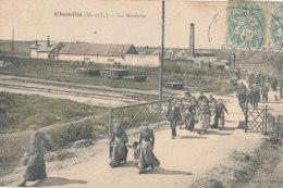 49 // CHEMILLE    La Broderie - Chemille
