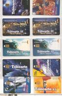 10-CARTESµPUCE-MAROC-2000/2004-Toutes DIFFERENTES-TBE - Maroc